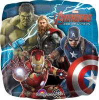 Marvel Avengers Age of Ultron Foil Balloon