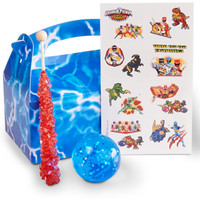 Power Rangers Dino Charge Filled Party Favor Box 2