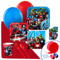 Avengers Assemble Value Party Pack