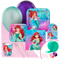 Disney The Little Mermaid Sparkle Value Party Pack