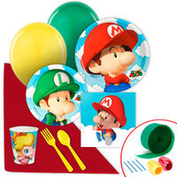 Super Mario Bros. Babies Value Party Pack