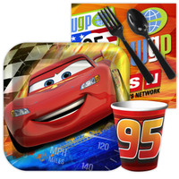 Disney Cars Dreams Party Snack Party Pack