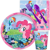 My Little Pony Friendship Magic Snack Party Pack