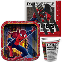 Spiderman Snack Party Pack
