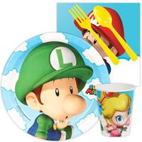 Super Mario Bros. Babies Snack Party Pack