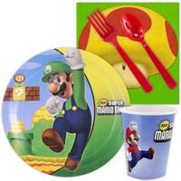 Super Mario Bros. Snack Party Pack