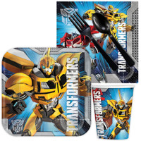 Transformers Snack Party Pack