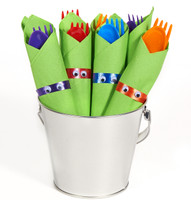 Teenage Mutant Ninja Turtles Filled Party Favor Bucket