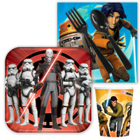 Star Wars Rebels Snack Party Pack