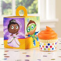 Super Why! Cupcake Boxes