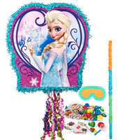 Disney Frozen Pull String Pinata Kit