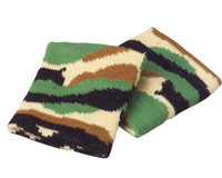 Camo Sweat Bands (12))