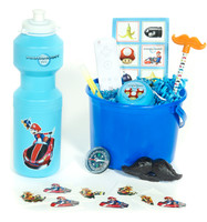 Mario Kart Filled Party Favor Bucket