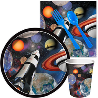Space Blast Snack Party Pack