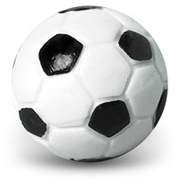 Soccer Bounce Balls (12))