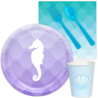 Mermaids Under the Sea Snack Party Pack