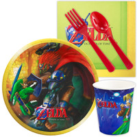 The Legend of Zelda Snack Party Pack