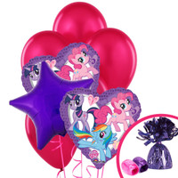 My Little Pony Friendship Magic Balloon Bouquet
