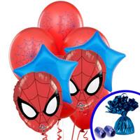 Spider Hero Dream Party Balloon Bouquet