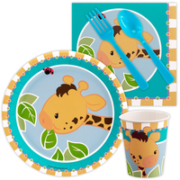 Giraffe Snack Party Pack