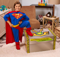 Superhero Play Trunk