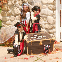 Pirate Play Trunk