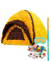 Let's Go Camping Pinata Kit