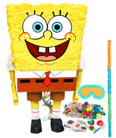 Spongebob Squarepants Pinata Kit