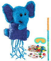 Safari Friends Elephant Pinata Kit