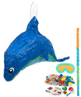 Tropical Dolphin Pinata Kit