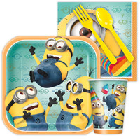 Minions Despicable Me - Snack Party Pack