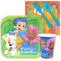 Bubble Guppies Snack Party Pack