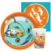 The Octonauts Snack Party Pack