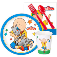 Caillou Snack Party Pack