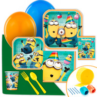 Minions Despicable Me - Value Party Pack
