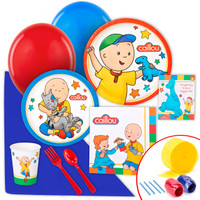 Caillou Value Party Pack