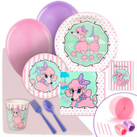 Pink Poodle in Paris Value Party Pack