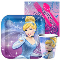 Disney Cinderella Sparkle Snack Party Pack