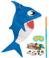 Sharks Pinata Kit