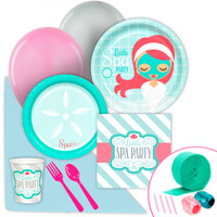 Little Spa Party Value Party Pack