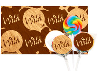 Safari Animal Adventure Small Lollipop Kit