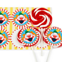 Carnival Games Deluxe Lollipop Favor Kit
