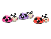 Ladybugs Cake Toppers