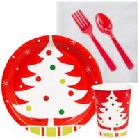 Reindeer Christmas Party Snack Pack