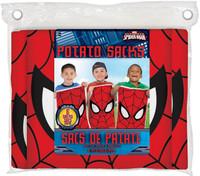 Spider Man Potato Sacks
