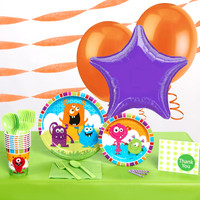 Monsters Basic Party Pack