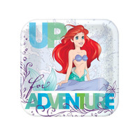 Disney Ariel Dream Big Dessert Plates (8)
