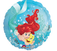 Disney Ariel Dream Big Foil Balloon