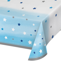 Twinkle Twinkle Little Star Blue Tablecover