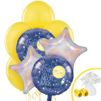 To The Moon & Back Balloon Bouquet